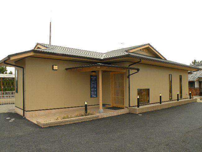 美容院店舗 木造 平屋建て SPICサロン