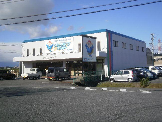 商業店舗、鉄骨造、改装、スズカコーポレーション