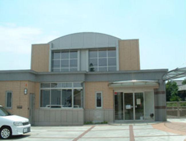 病院施設、鉄骨造、2階建て、駒田医院