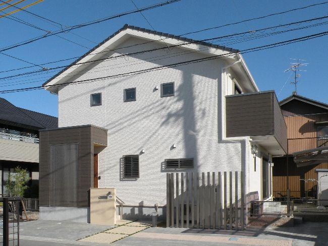 注文住宅 木造 2階建て