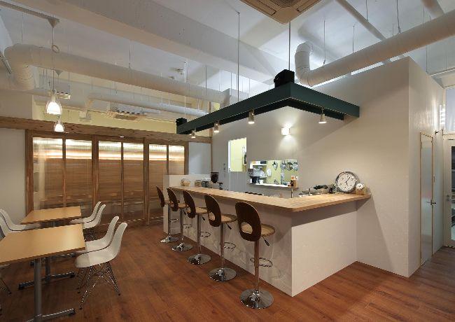リフォーム、Y'建築設計事務所、店舗改装、パッシオーネ