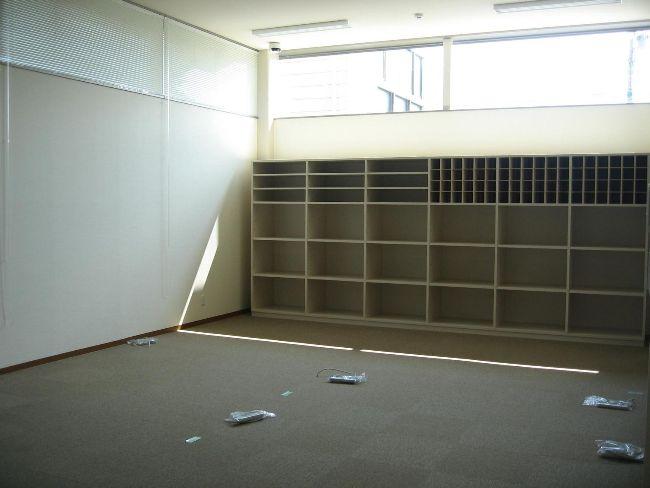 事務所、鉄骨造、平屋建て、山本事務所