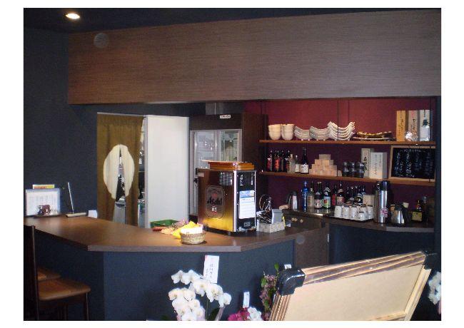 店舗改装、鉄筋コンクリート造、飲食店