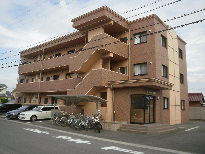 マンション 鉄筋コンクリート造 3階建て