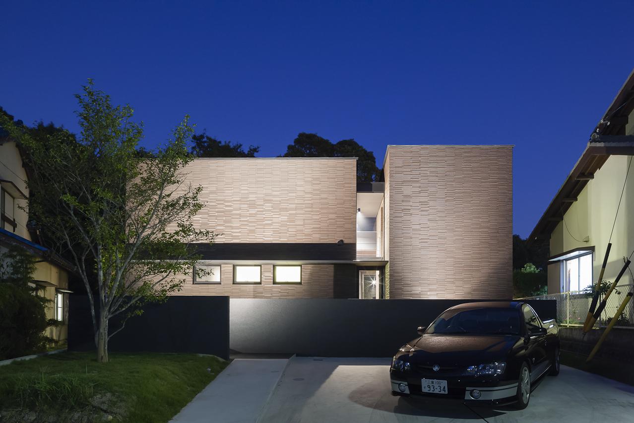 注文住宅,木造,2階建て,三重県,津市,㈱大野工務店