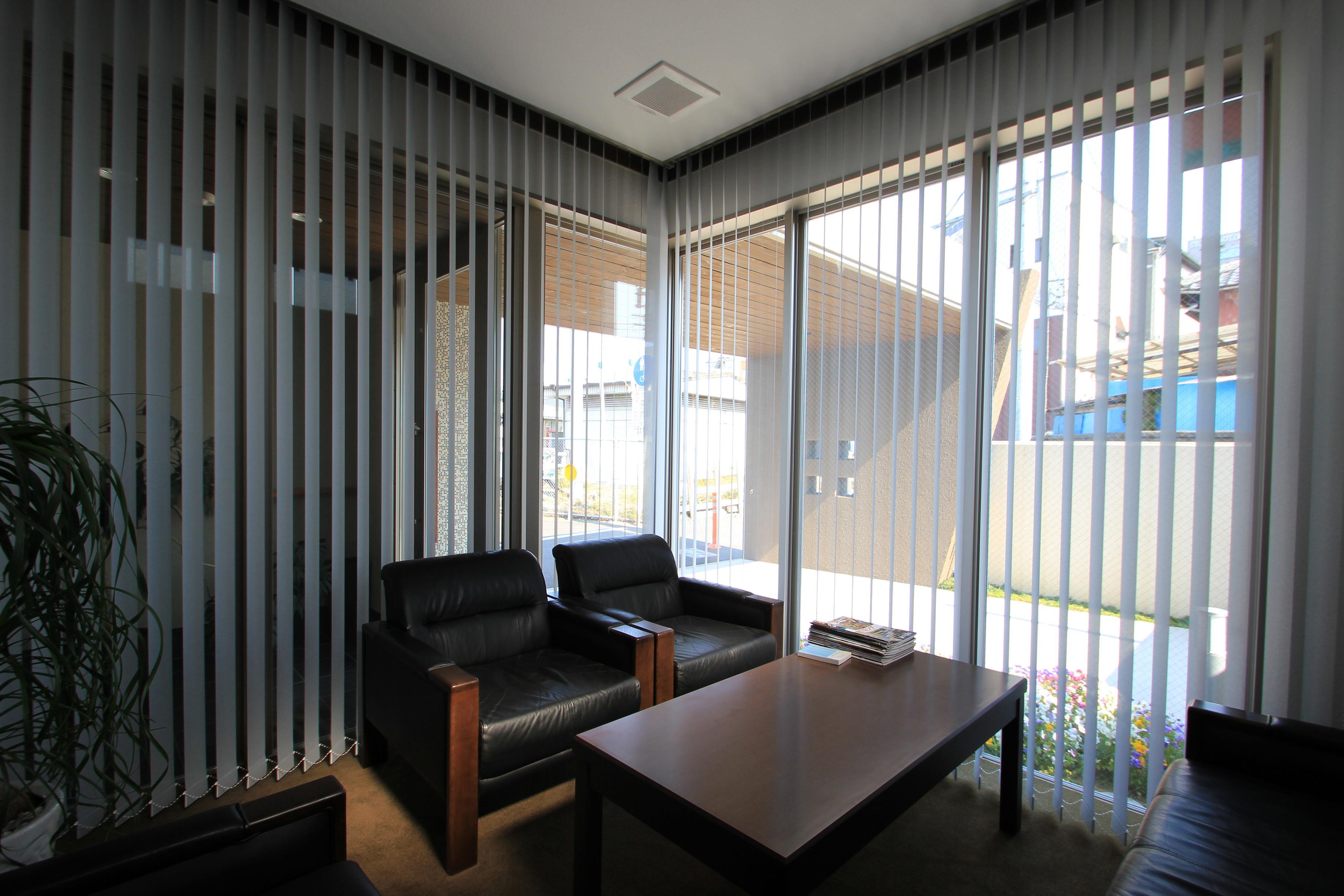 オフィス,RC造,平屋建て,三重県鈴鹿市,㈱大野工務店