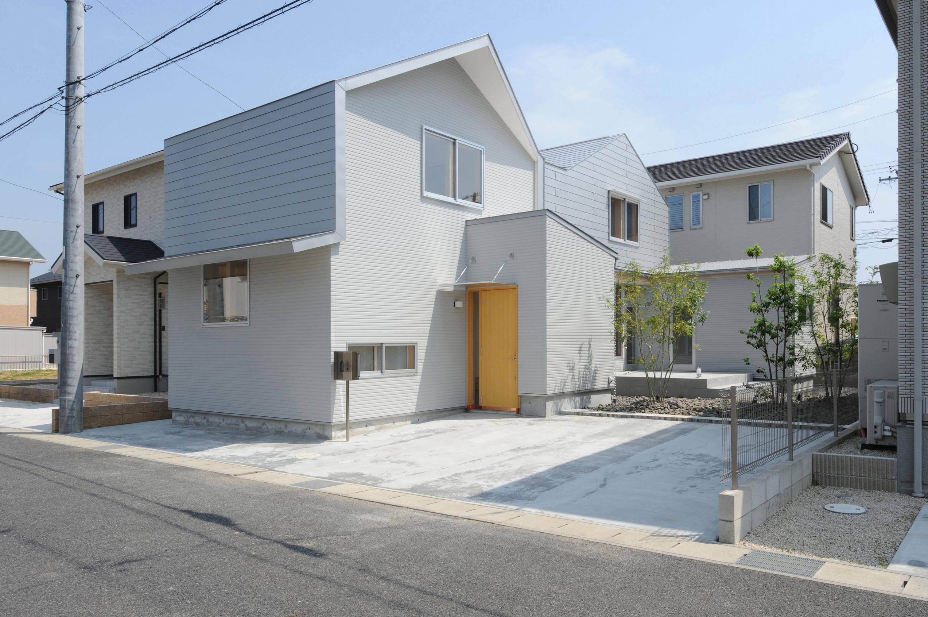注文住宅,木造,2階建て,三重県亀山市,㈱大野工務店