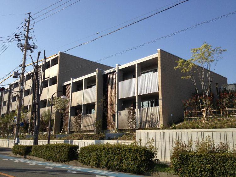 賃貸マンション,RC造,4階建て,三重県津市,㈱大野工務店
